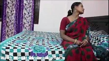 Big boobs indian Aunty in red Saree fucked by neighbour boy